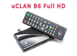 Прошивка uclan B6 Full HD