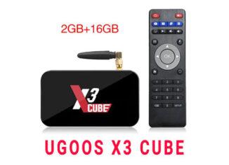 ugoos x3 cube