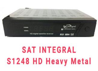 Прошивка ресивера Sat integral s-1248 HD