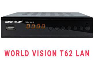 прошивка world vision t62 lan